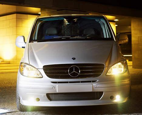 Bil nyt konceptet vito extreme for Mercedes benz daimler chrysler
