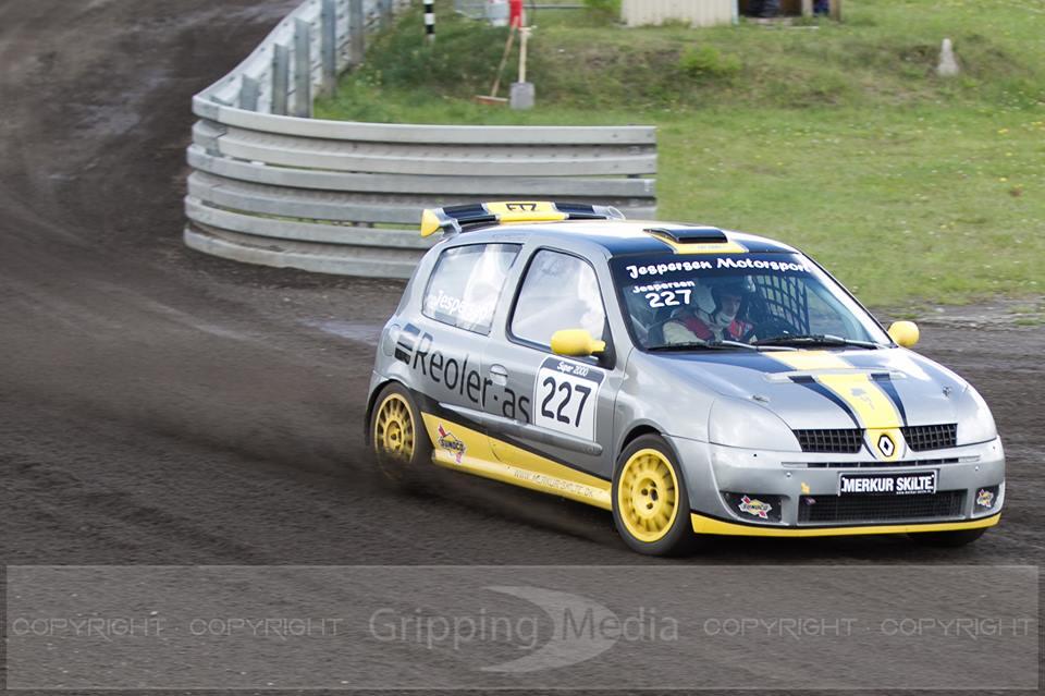 Motorsporten.dk Job & handel SOLGT Renault clio super 2000