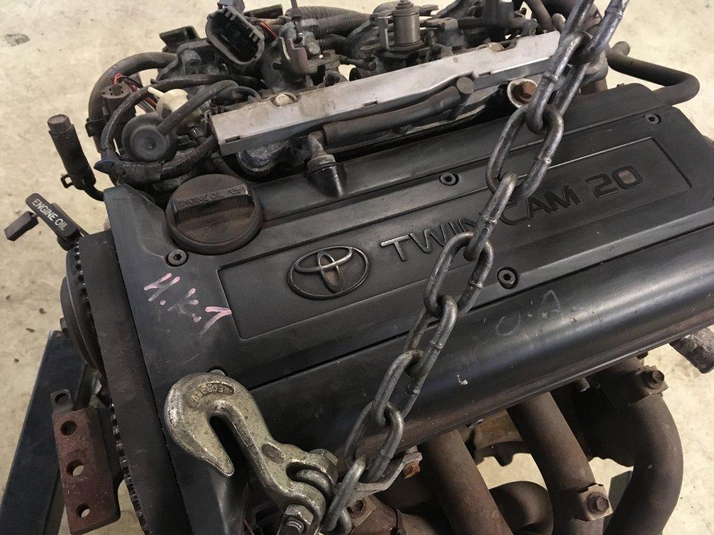 Job Handel S Lges Toyota 4age 20v