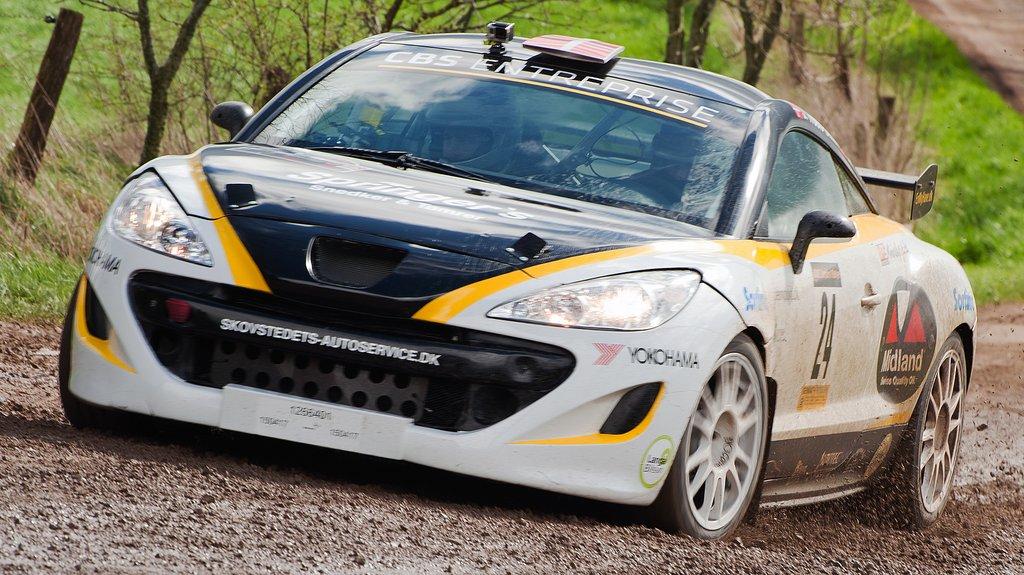 rallybiler til salg i danmark
