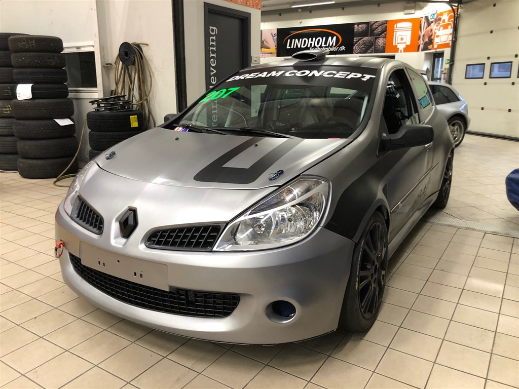 Motorsporten.dk Job & handel SOLGT Renault Clio III
